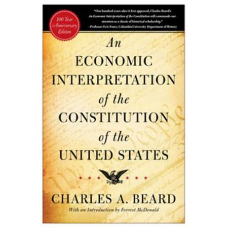 An Economic Interpretation of the Constitution of the United States -
