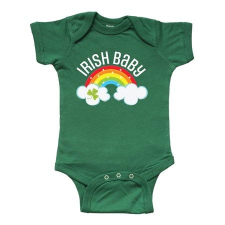 Irish Infant Clothing (St Patricks Day Irish Baby Infant Creeper )