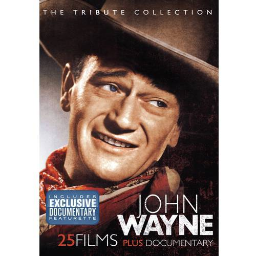 John Wayne: The Tribute Collection - 25 Movies