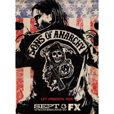 Sons Of Anarchy Movie Poster  11 X 17