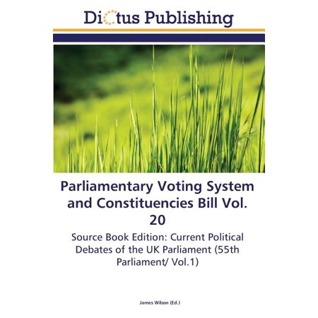 Parliamentary Voting System and Constituencies Bill Vol. 20
