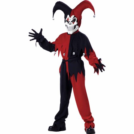 Jester Evil Child Halloween - Halloween Town Evil Guy