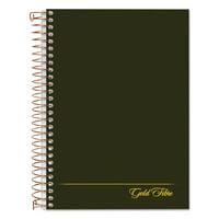 Ampad Gold Fibre Personal Notebook, College/Medium, 7 x 5, Classic Green, 100 Sheets -TOP20801