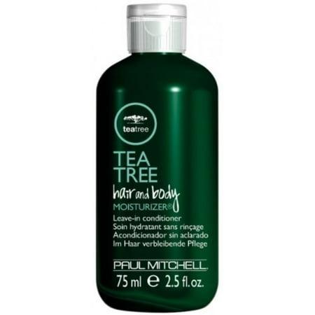 Paul Mitchell Tea Tree Hair And Body Moisturizer 2 5 Oz