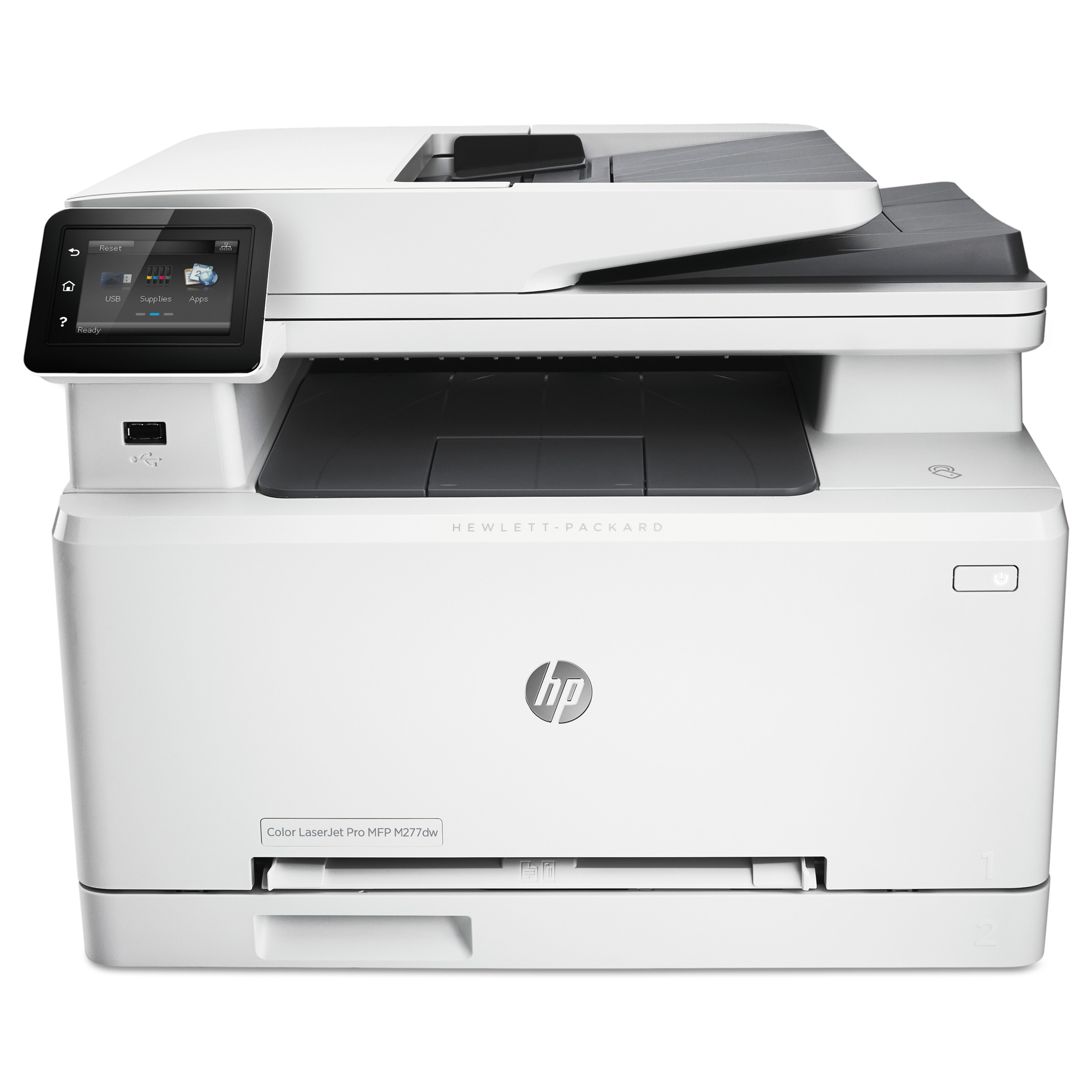 HP Color LaserJet Pro Wireless Multifunction Printer M277...