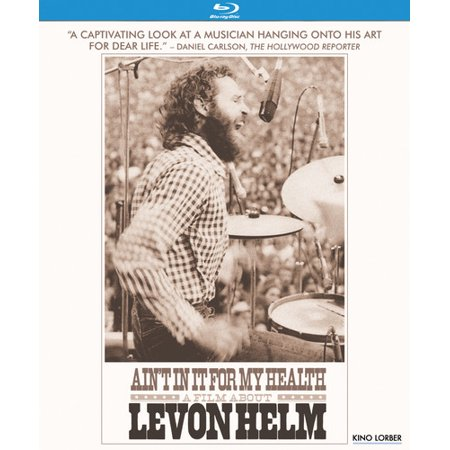Ain't In It for My Health: A Film About Levon Helm (Blu-ray)