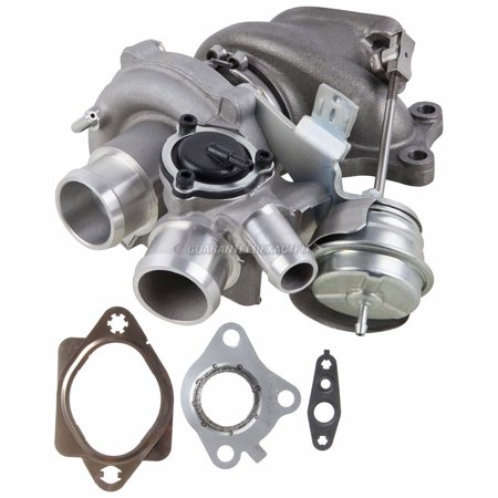 Right Side Turbo Kit With Turbocharger Gaskets For Ford F150 Ecoboost 35l