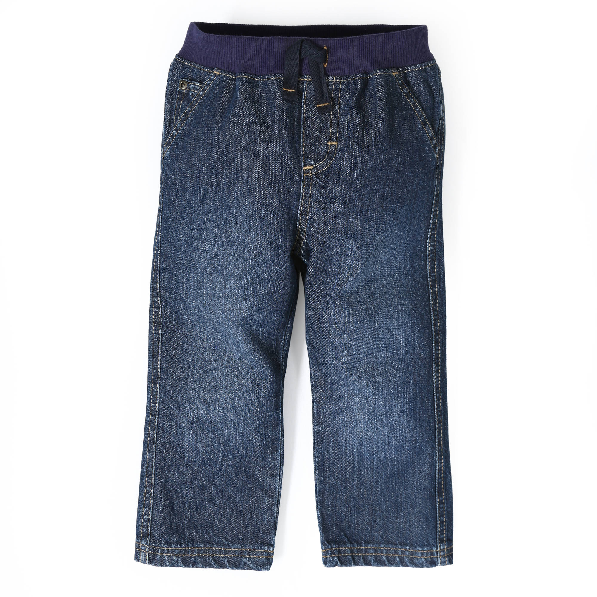 Wrangler Baby Toddler Boy Knit Waist Carpenter Jeans
