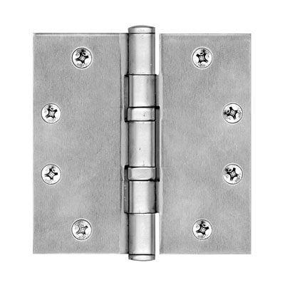 Image of Acorn Manufacturing Iron Art Stainless Bearing Butt Door Hinge