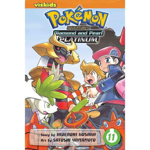 Pokemon Adventures 11: Diamond and Pearl/ Platinum