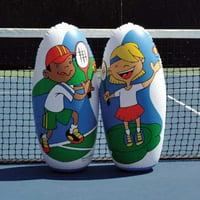 Mini Tennis Knockdowns