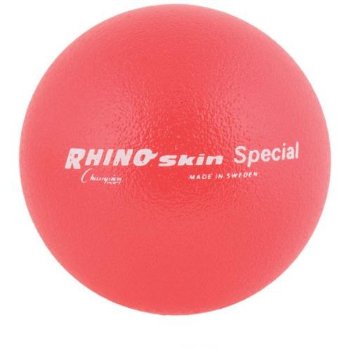 Dodgeball by Champion Sports - Neon Red 8.5'' Rhino Skin Special