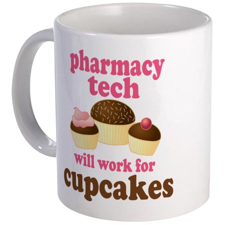 CafePress - Funny Pharmacy Tech Mug - Unique Coffee Mug, Coffee Cup CafePress