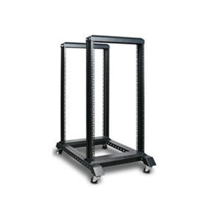 4 Post Rack Kit - ISTARUSA 22U 4 POST OPEN FRAME RACK
