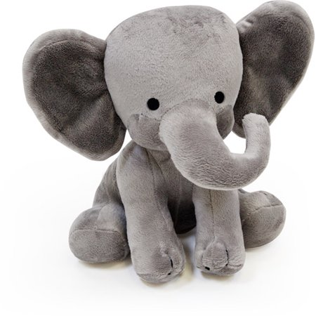 - Lambs & Ivy Animal Choo Choo Express Plush Elephant-Humphrey