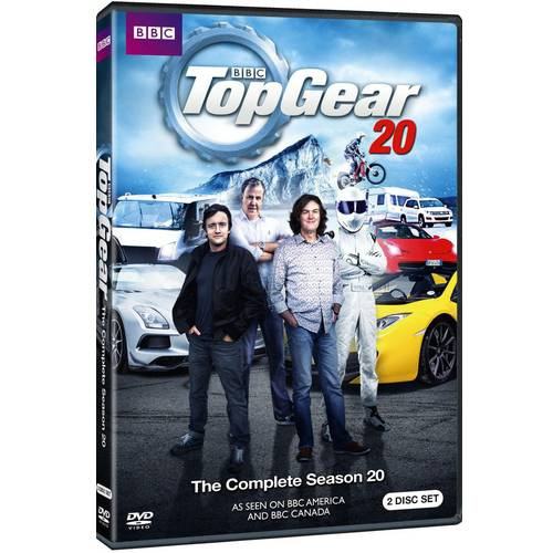 Top Gear 20 (Anamorphic Widescreen)