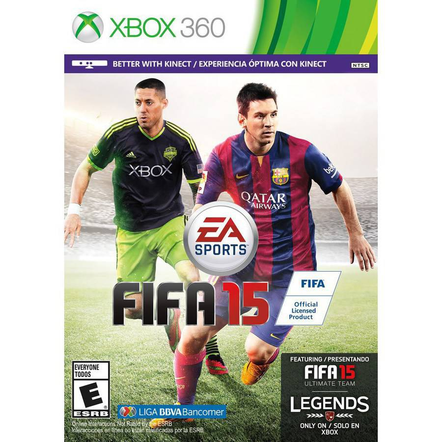 FIFA 15 (Xbox 360) - Pre-Owned