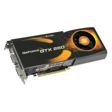 evga 896 P3 1260 AR XGCDB - EVGA GeForce GTX 260 896-P3-1260-AR
