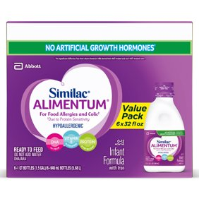 11cc4149b2e Similac Alimentum Hypoallergenic Infant Formula for Food Allergies and  Colic