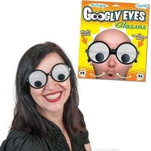 Googly Eyes Party Glasses