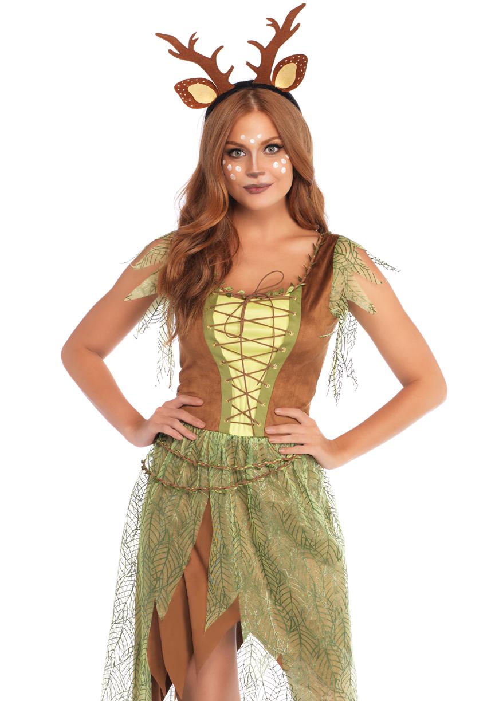 Ladies Leg Avenue Darling Deer Costume