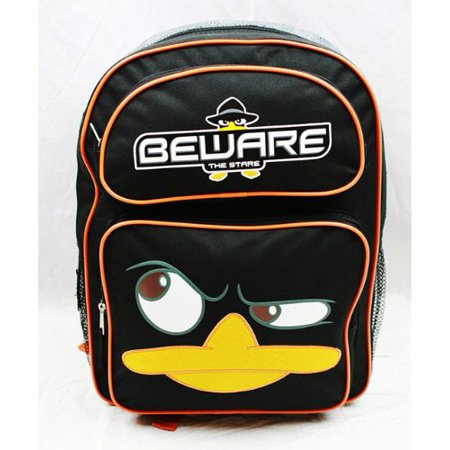 "Backpack - Phineas and Ferb - Agent ""P"" 16"" Large Backpack - image 2 of 2"