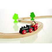 BRIO World Wooden Railway Train Set - Little Forest Train Set - Ages 2+