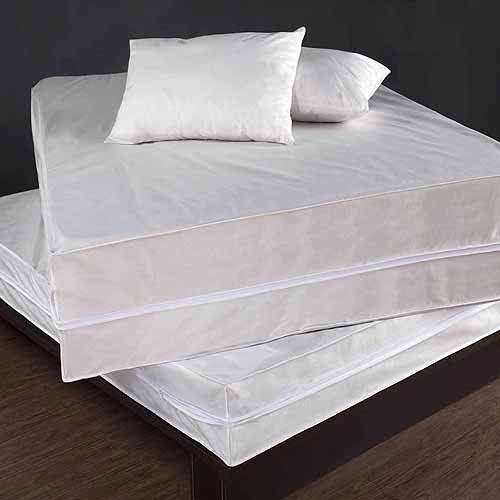Permafresh Bed Bug and Dust Mite Control Water-Resistant Polypropylene Complete Bed Protector Set