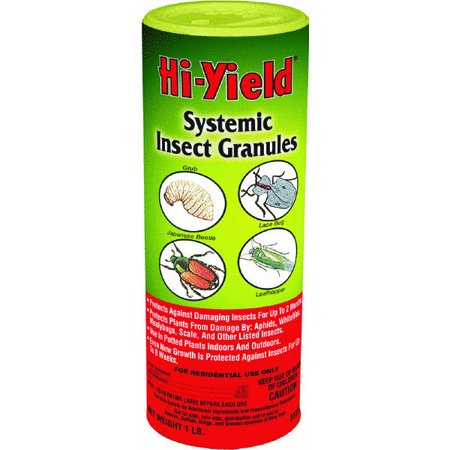 Hi Yield Systemic Insecticide Granules
