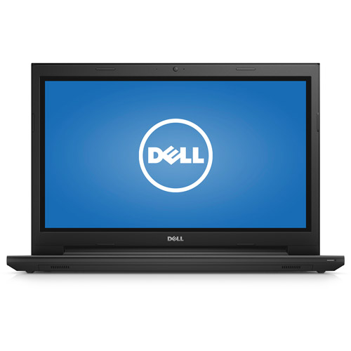 "Dell Inspiron Black 15.6"" i3543-2000BLK Laptop PC with Intel Core i3-5005U Processor, 4GB Memory, touch screen, 500GB Hard Drive and Windows 8.1   (Free Windows 10 Upgrade before July 29, 2016)"