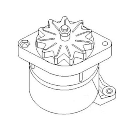 RE72917 Nippo Alternator Made for John Deere 5200 5220