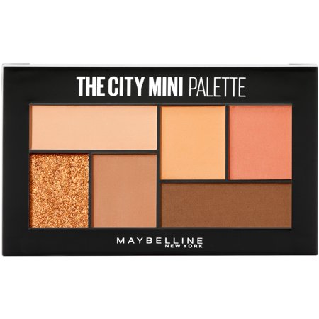 Maybelline The City Mini Eyeshadow Palette Makeup, Cocoa