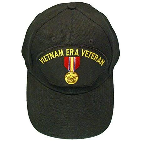 22c96082486a7 Buy Caps and Hats - Buy Caps and Hats Vietnam ERA Veteran Embroidered  Military Baseball Cap and Sticker Mens (Vietnam ERA Medal) - Walmart.com