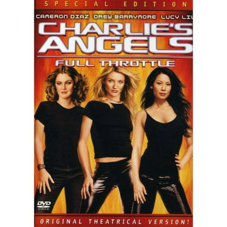 Charlie's Angels: Full Throttle (Full Frame) - Charlie's Angels Halloween