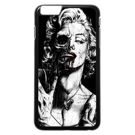 Zombie Marilyn Monroe iPhone 7 Plus Case - Zombie Marilyn Monroe Costume