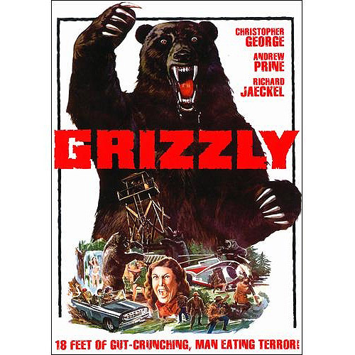 Grizzly (1976) (Widescreen)