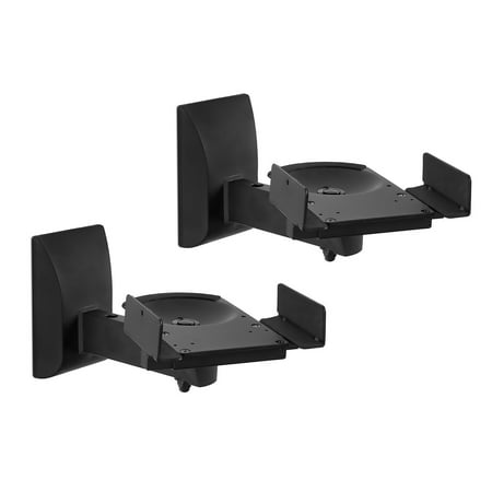 Mount It Speaker Wall Mounts Pair Of Universal Side