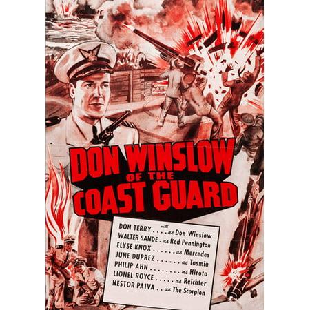 Don Winslow of the Coast Guard (DVD) (Best Of Coast To Coast)