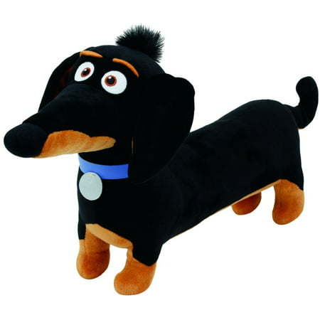 Ty Beanie Babies Secret Life of Pets Buddy The Dachshund Regular Plush ()