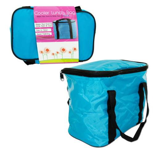 Insulated Cooler Lunch Bag - Set of 3