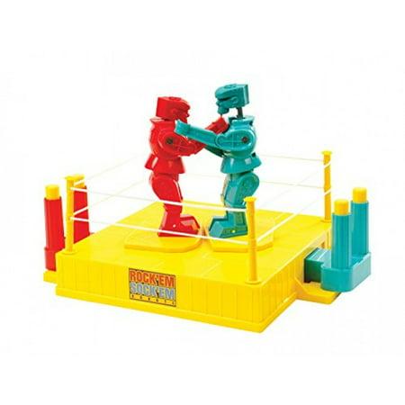 Rock 'em Sock 'em Robots Game (Sock Hop Games)