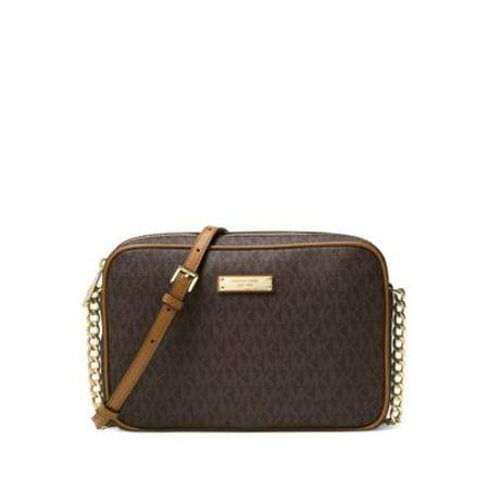 Top-Zip Chain-Strap Wallet Dooney & Bourke Top Zip Wallet