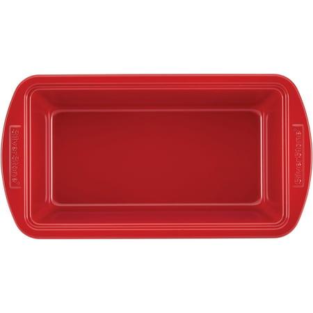 "SilverStone Hybrid Ceramic Non-Stick Bakeware 9"" x 5"" Loaf Pan"