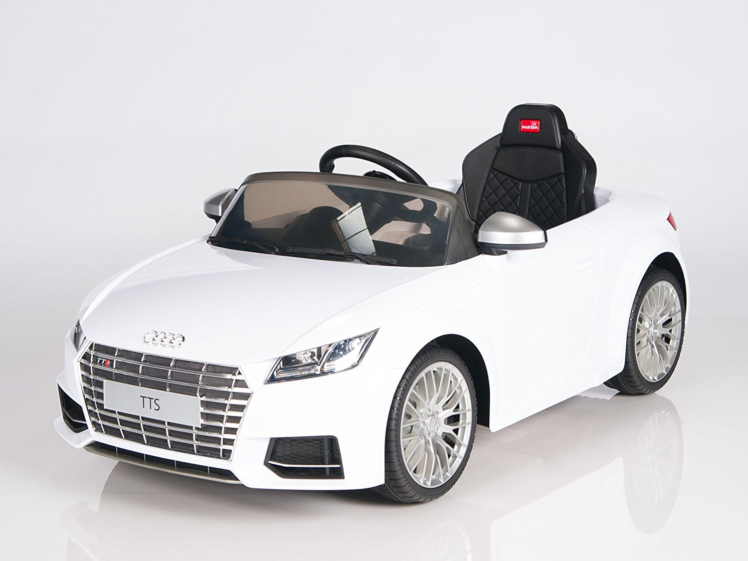 Luxury Licensed Audi TT Series 12v Electric Kids Ride On Toy Car With Remote