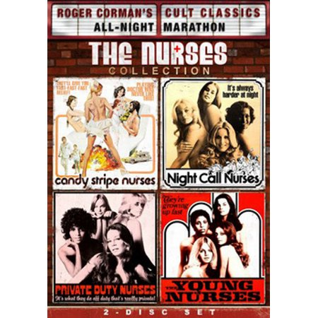 The Nurses Collection (DVD) (Roger Williams And The All Mixed Up Quartet)
