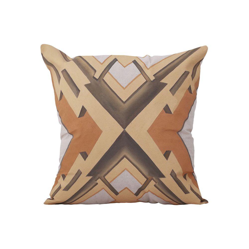 Art Deco Graphic Pillow