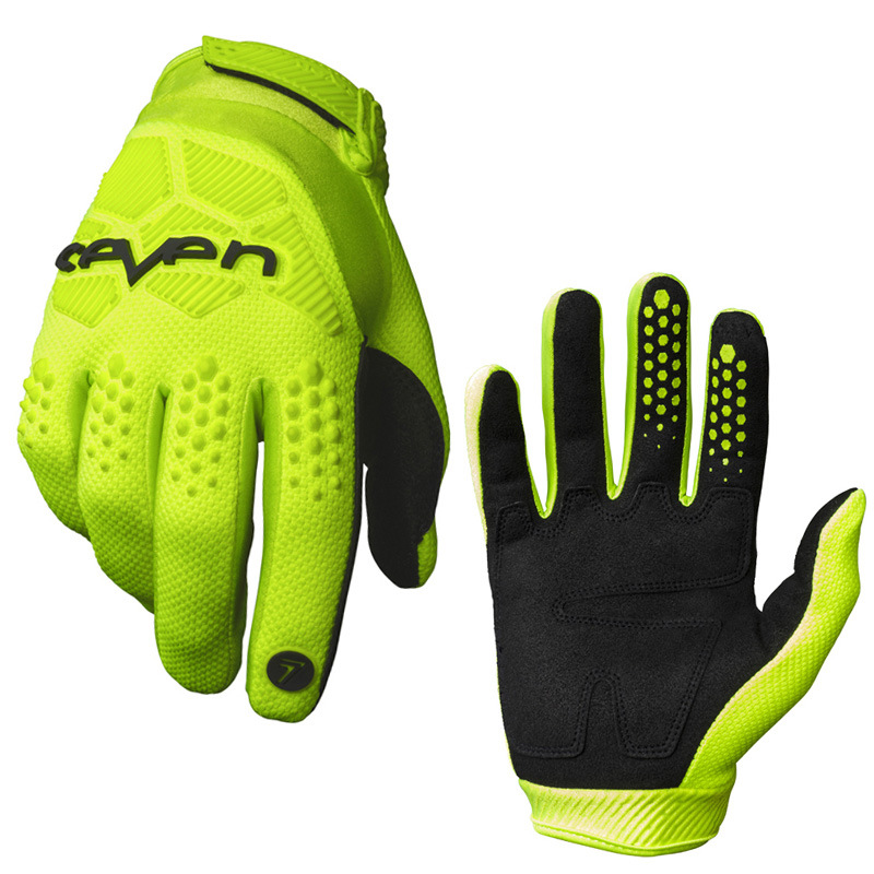 *CLEARANCE* Mountain Horse Performance Gloves Fluorescent//Black