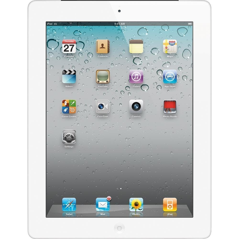 Apple iPad 3 WIFI White 64GB (Certified Refurbished)
