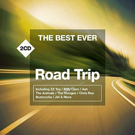 Best Ever Road Trip / Various (CD)