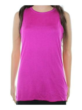 9d30ecf6e9ede1 Product Image Lauren Ralph Lauren NEW Pink Womens Size Medium M Scoop Neck  Knit Top